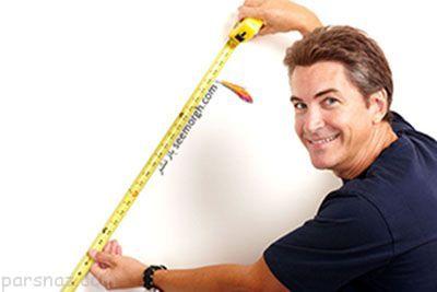 اندازه نرمال آلت تناسلی مردان باید چقدر باشد؟