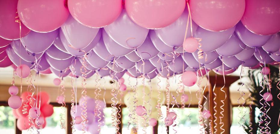 10 ایده متفاوت تزئین تولد با بادکنک