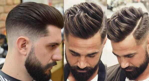 مدل مو 97؛ مدل موهای مردانه مد شده در سال 97
