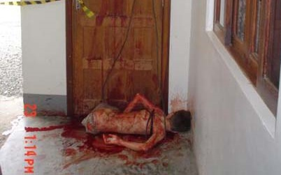 وحشتناک ترین قتل دنیا (18+) + عکس