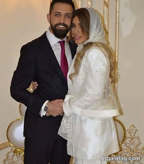 عکس های منتشر شده از مراسم عروسی محسن افشانی
