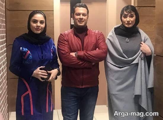 عکسهای حجاب بازیگران زن در جشنواره فیلم فجر که جنجال ساز شد