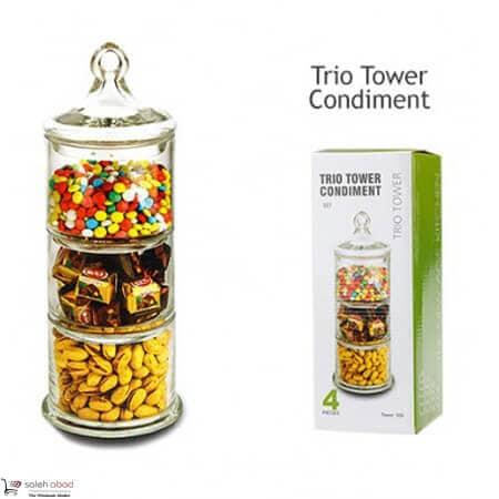 ظرف شکلات و تنقلات (2)