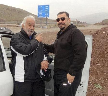 درگذشت ناصر ملک مطیعی