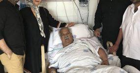 مرگ ناصر ملک مطیعی اعلام شد / خبر درگذشت ناصر ملک مطیعی