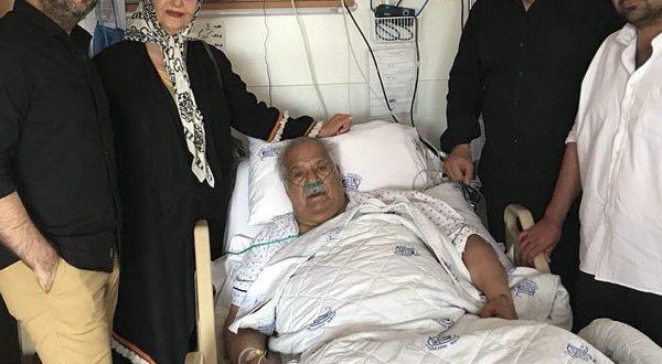 علت فوت ناصر ملک مطیعی