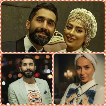 ازدواج-سمانه-پاکدل-و-هادی-کاظمی
