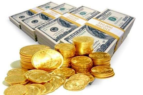 دلار+سکه