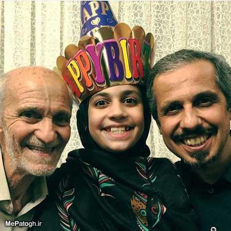 عکس های خانوادگی بازیگران مشهور و پرطرفدار ایرانی سال 97 و 2018