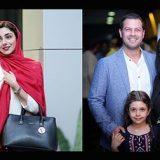 عکس های داغ جدید سلبریتی های ایرانی   عکس خفن بازیگران