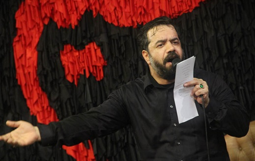 مداحی محمود کریمی برای کاروان اسرا کربلا + دانلود