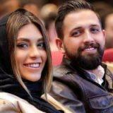 همسر محسن افشانی, ریش هایش را تراشید! عکس
