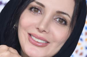 چهره رویا میرعلمی بازیگر 40 ساله به عنوان مدل آرایشی! عکس