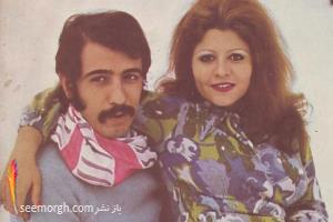 خواستگاری جالب علی حاتمی از زری خوشکام/ زن من می شی!!