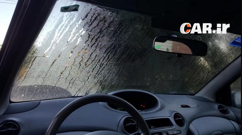 رانندگی در روزهای بارانی