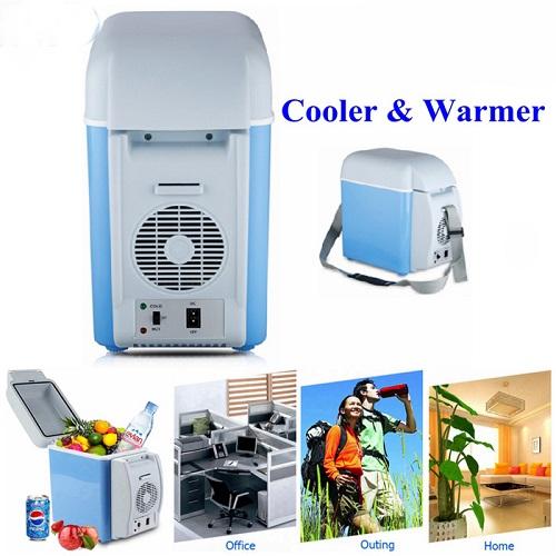 قیمت یخچال و گرمکن ماشین ,یخچال و گرمکن ,یخچال و گرمکن 7/5 لیتری