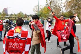 استادیوم آزادی پیش از دیدار نهایی جام باشگاههای آسیا