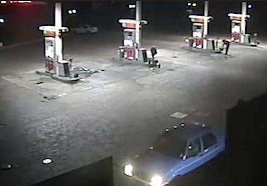 قتل وحشتناک دختر جوان در پمپ بنزین