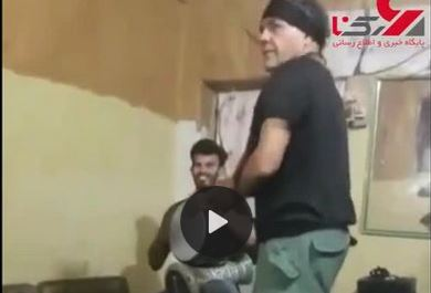 رقص احمد تن تن