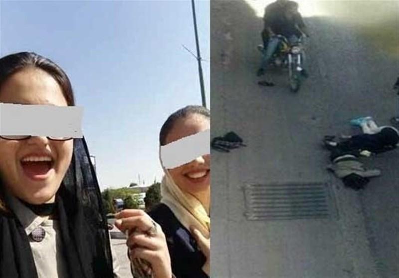خودکشی دختر اصفهانی