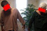 2 مرد در نیم ساعت تازه عروس تهرانی را به خاک سیاه نشاندند +فیلم و عکس