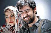 شهاب حسینی بغل پسر بزرگش