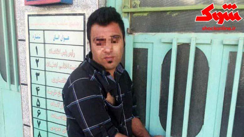 محمد.خ-شکارچی-شیطان-صفت-پسربچه-های-اهوازی-دستگیر-شد