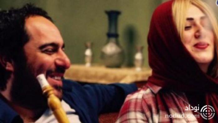 بازگشت منشوری بانوی هنرپیشه ممنوع التصویر به تلویزیون + عکس