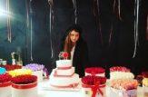 جشن تولد لاکچری سحر قریشی