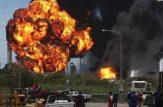 انفجار در بجنورد