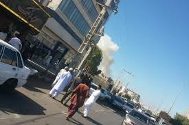 حادثه تروریستی چابهار,عکس حمله چابهارانفجار بمب در چابهار زاهدان,چابهار,چابهار انفجار بمب فیلم,انصارالفرقان