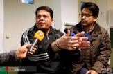 باقری درمنی دقایقی قبل از اعدام + عکس ها