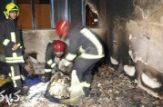 ماجرای مرد معتاد زندانی که همسر و فرزندش را آتش زد!