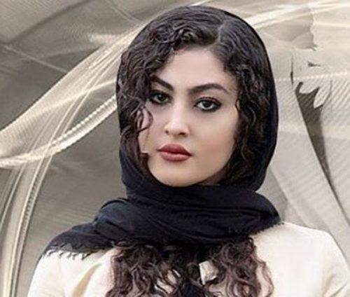 مصاحبه با مریم مومن بازیگر زن جوان نقش فخرالزمان در سریال بانوی عمارت