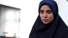 الناز حبیبی باحجاب