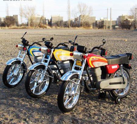 خرید ماکت موتور سیکلت هوندا CG125 (4)