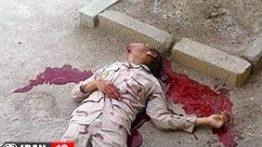 خودکشی سرباز