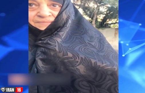 درگیری شدید یک خانم محجبه با یک دختر بد حجاب