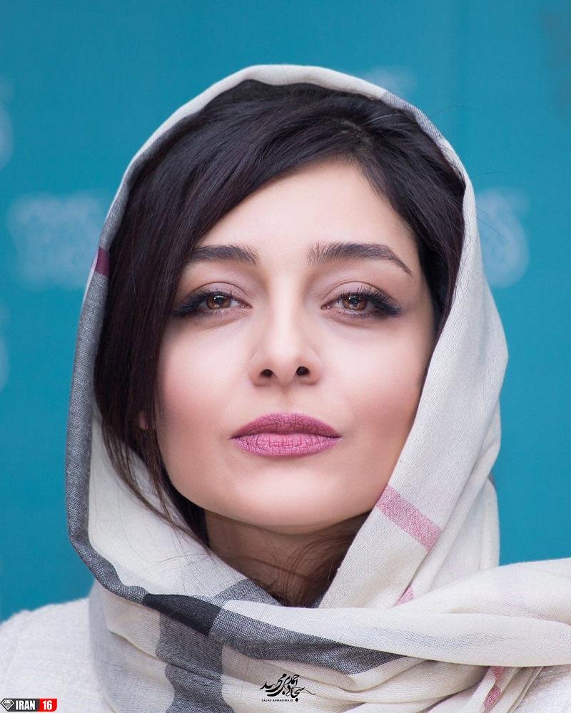زیباترین بازیگر زن ایرانی ساره بیات بدحجاب
