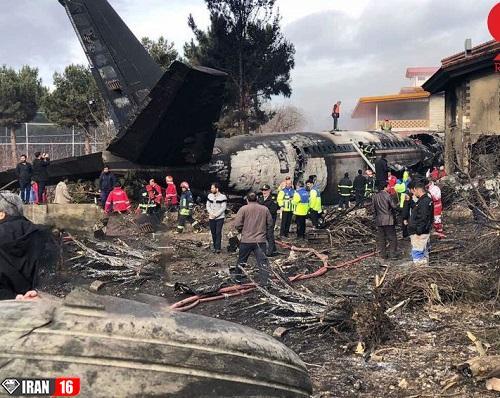 چگونه در سقوط هواپیما در کرج زنده ماندم! / مهندس پرواز تشریح کرد + عکس