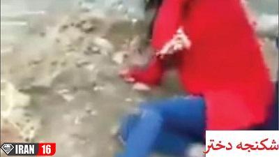 شکنجه دختر مانتو قرمز از لایو اینستاگرام آغاز شد + عکس 16+