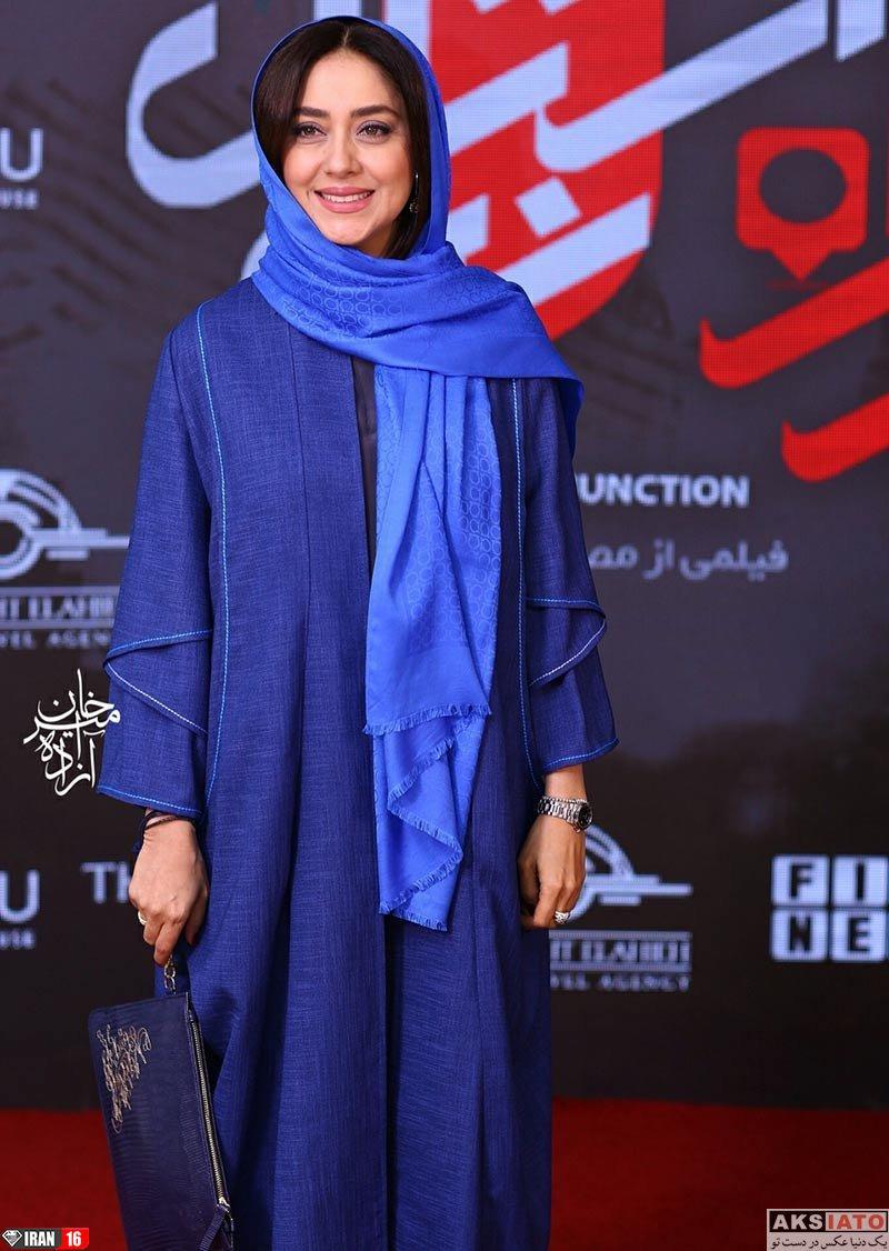 زیباترین بازیگر زن ایرانی بهاره کیان افشار بی حجاب