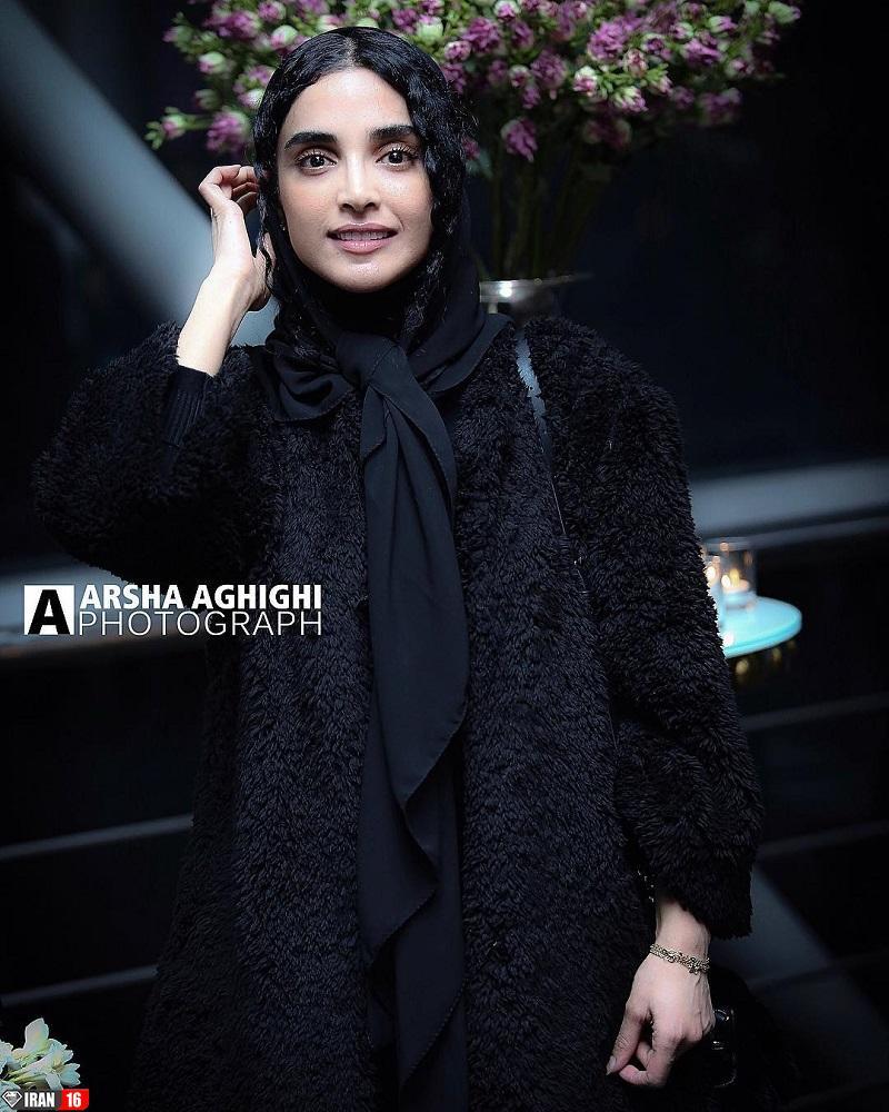 زیباترین بازیگر زن ایرانی الهه حصاری 3
