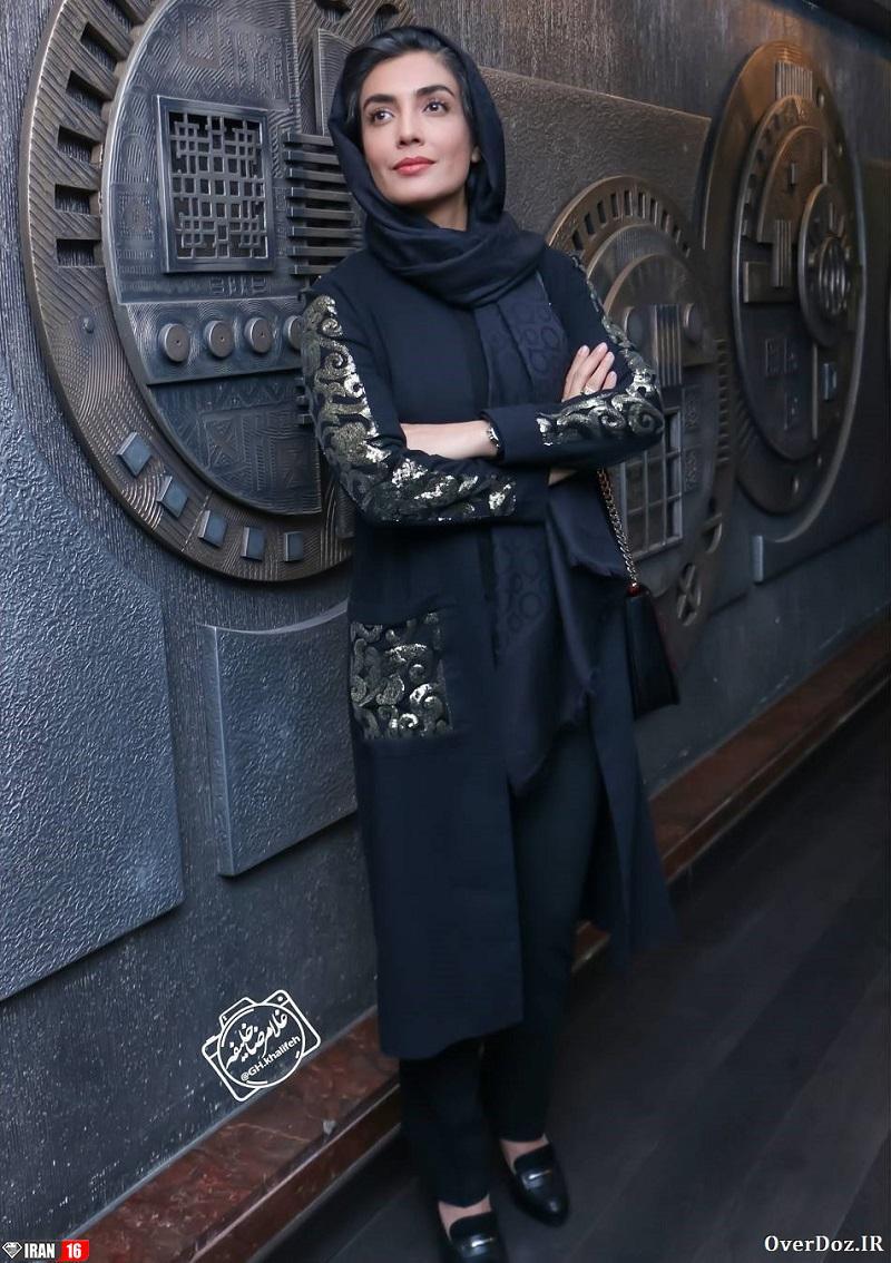 زیباترین بازیگر زن ایرانی لیلا زارع بی حجاب