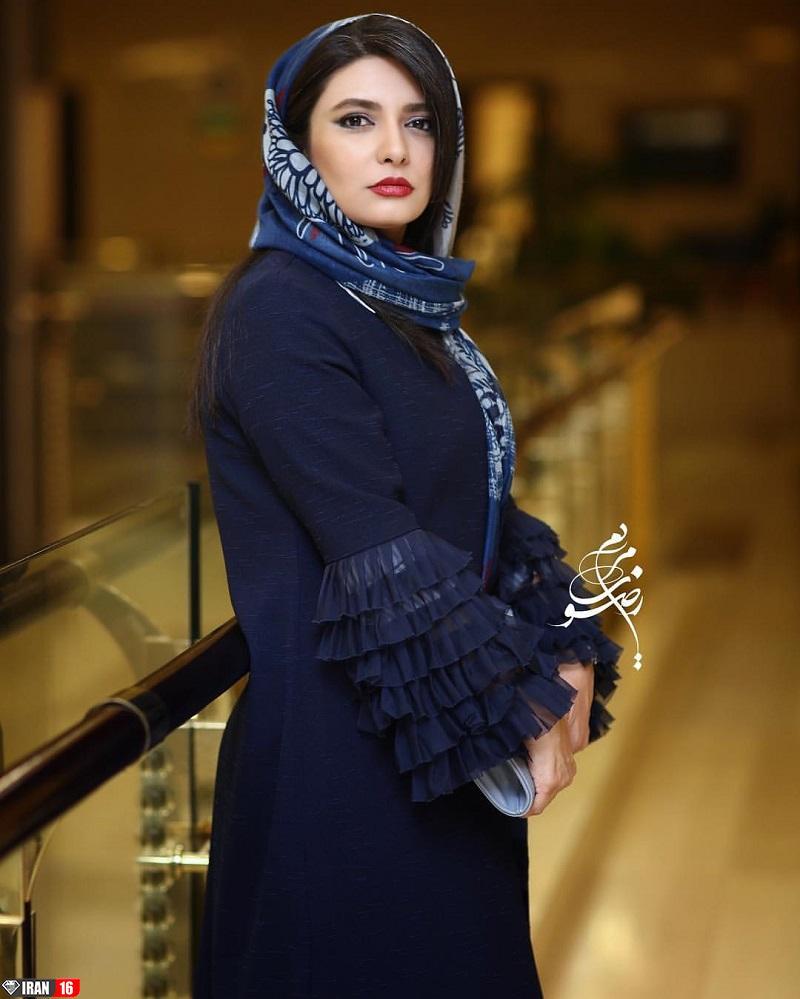 زیباترین بازیگر زن ایرانی لیندا کیانی بدحجاب