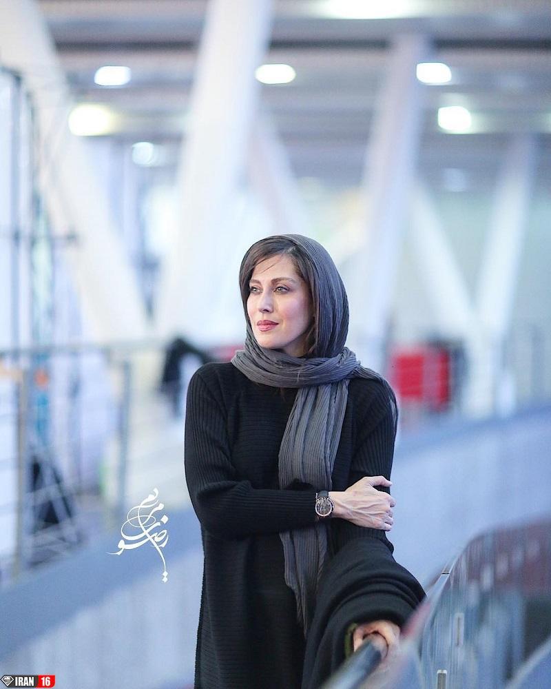 زیباترین بازیگر زن ایرانی مهتاب کرامتی 3