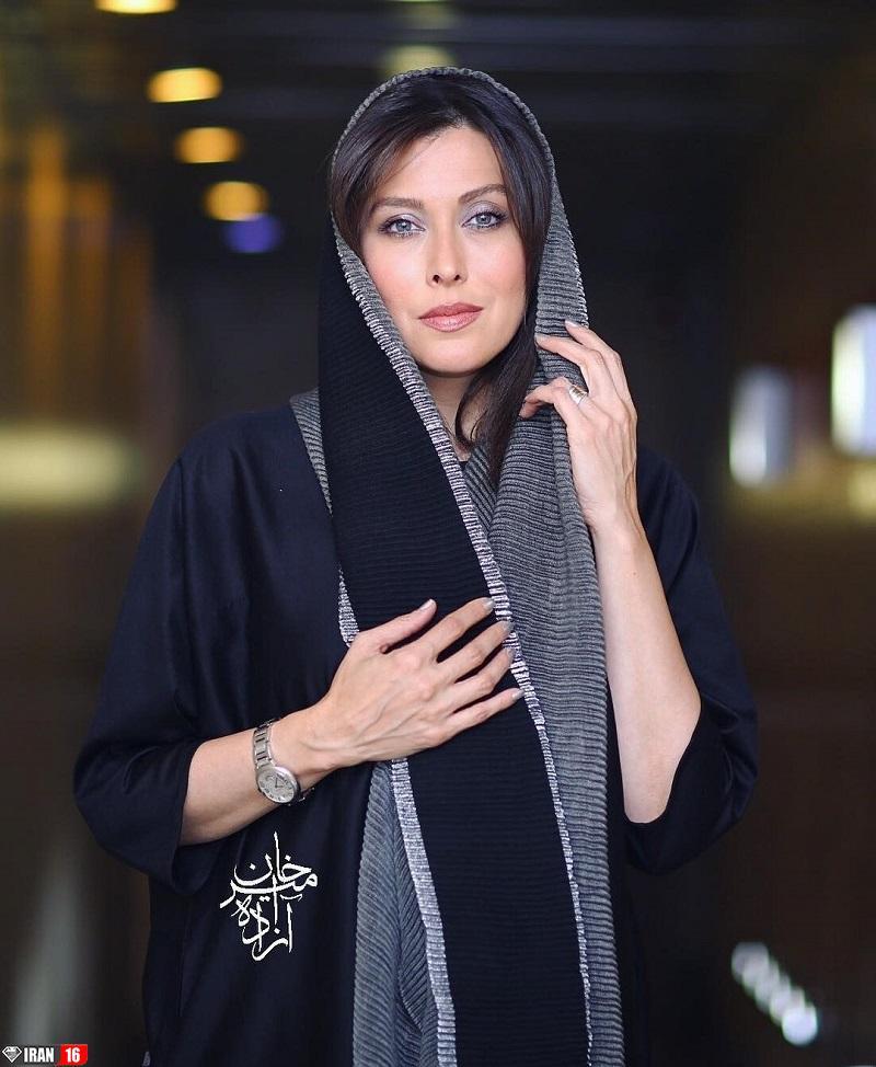 زیباترین بازیگر زن ایرانی مهتاب کرامتی