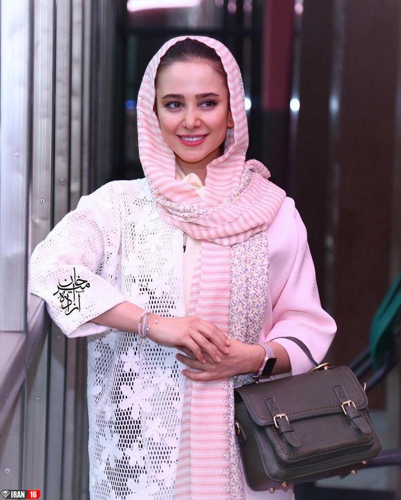 زیباترین بازیگر زن ایرانی الناز حبیبی 2