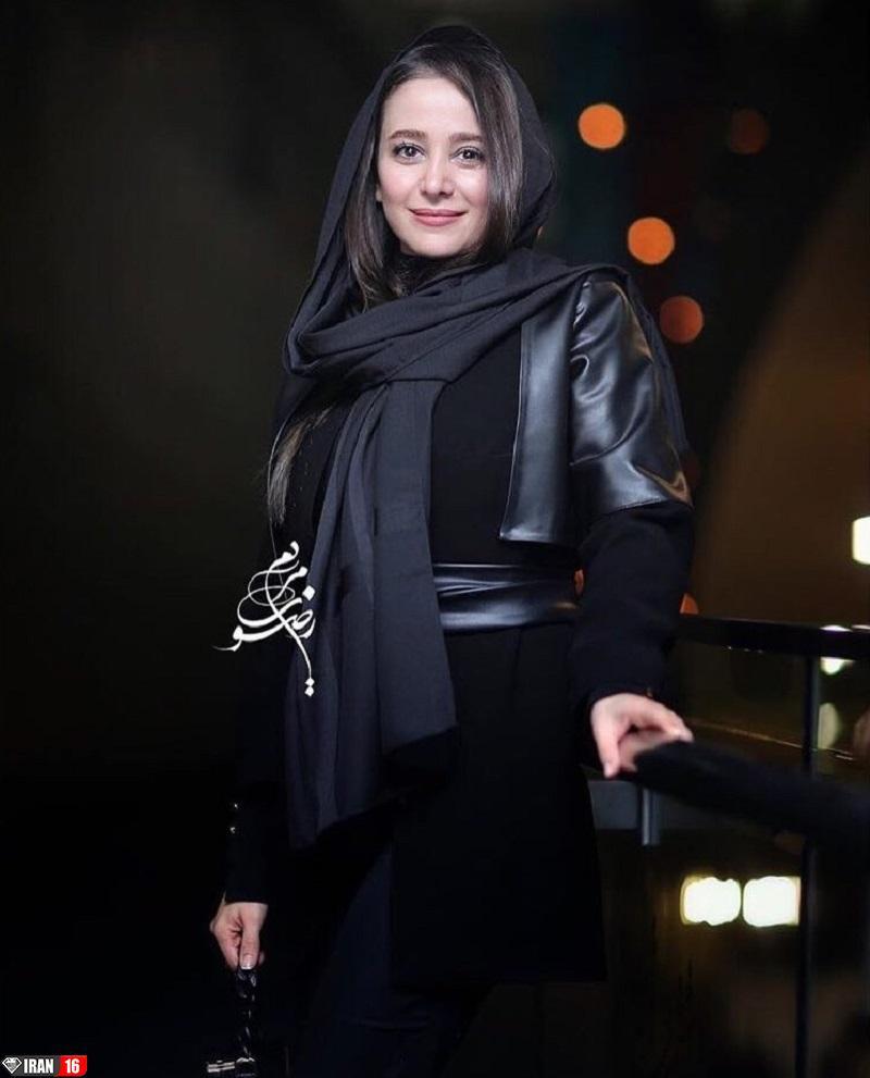 زیباترین بازیگر زن ایرانی االناز حبیبی 3