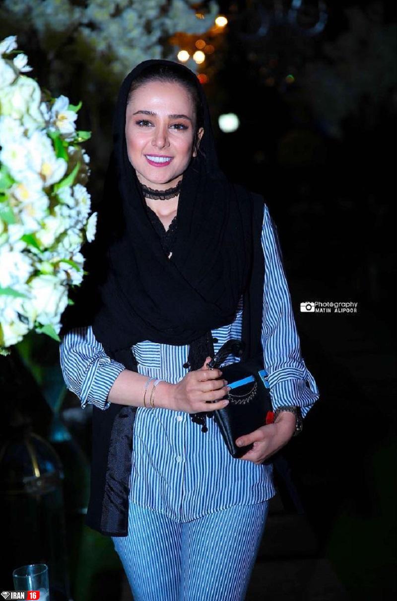 زیباترین بازیگر زن ایرانی الناز حبیبی